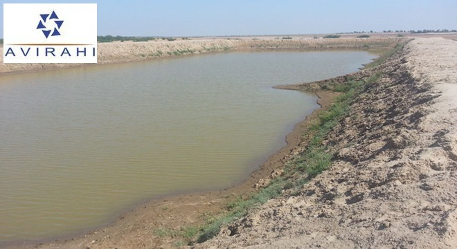 Avirahi city lake front (Excavation fully completed)
