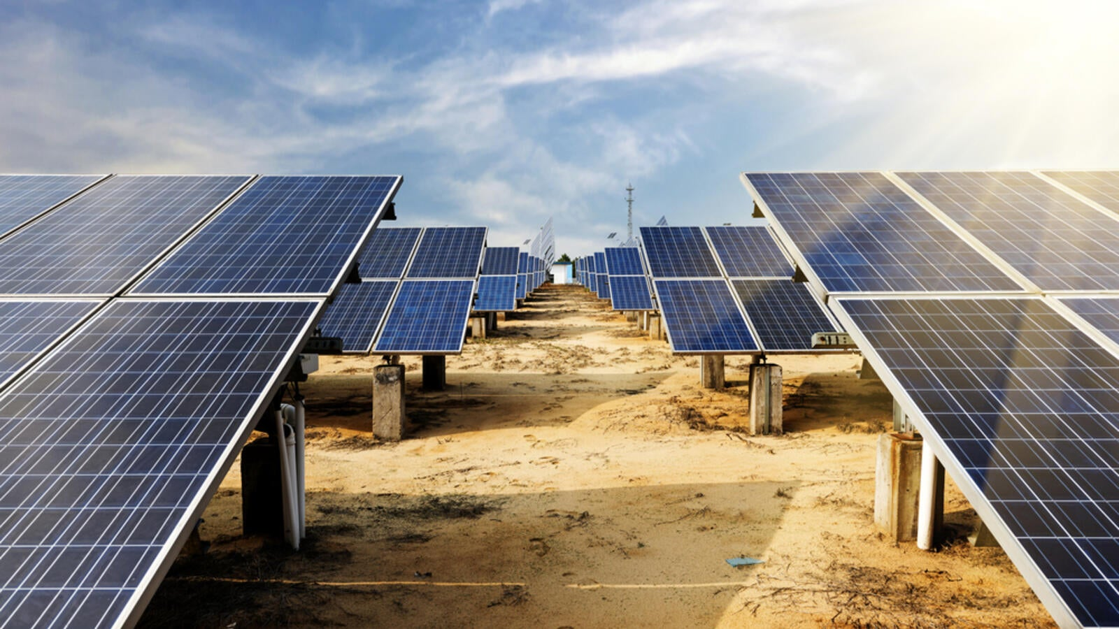 Mega Solar Project