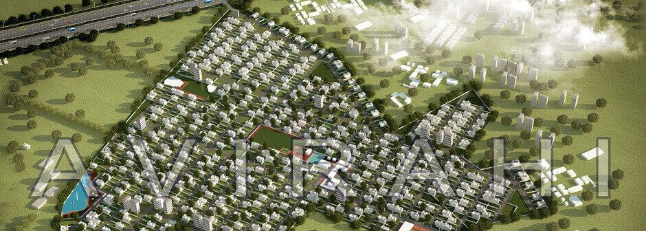 Avirahi City- Residential Plots for Sale Dolera SIR