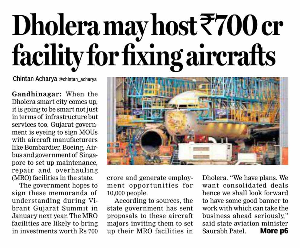 Dholera News
