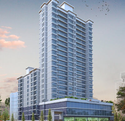 Avirahi Group Ongoing Projects - Fortune Avirahi - 3,4 BHK Flats