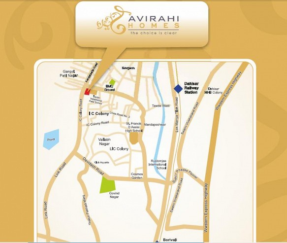 Layout Plan- Avirahi City Residencial Plots for Sale
